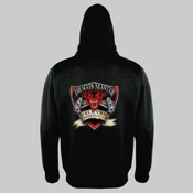 Zipped VOC Dragon Master Hood